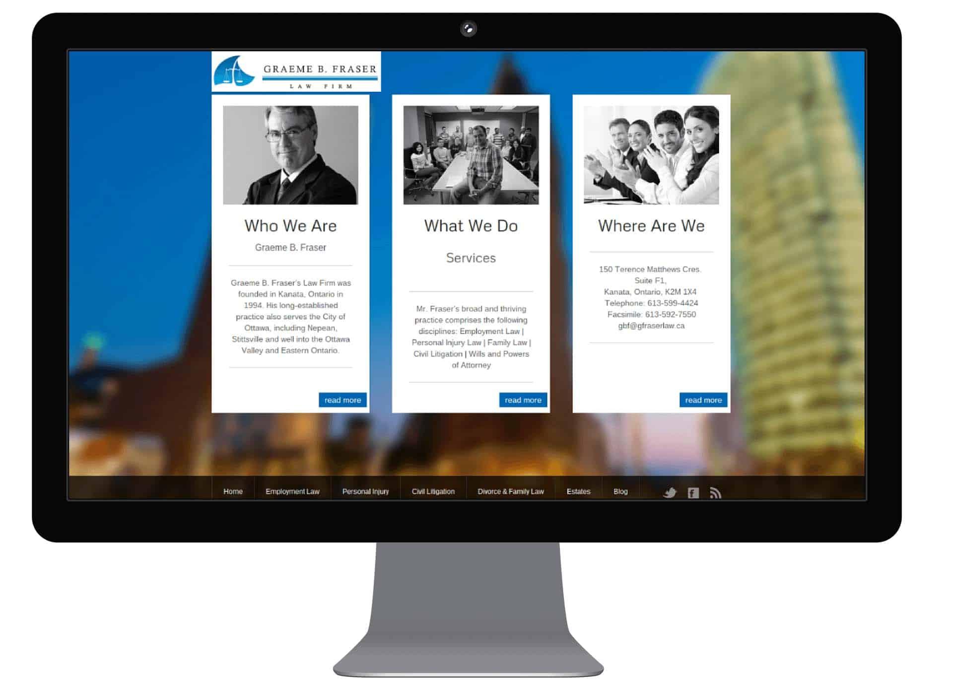 website development ottawa