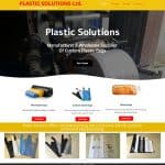 PLASTIC SOLUTIONS Ltd. – Manufacturer Wholesale and Retail Plastic Bags