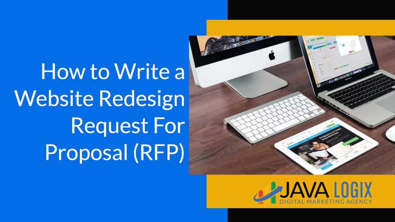 How to Write a Website Redesign Request For Proposal
