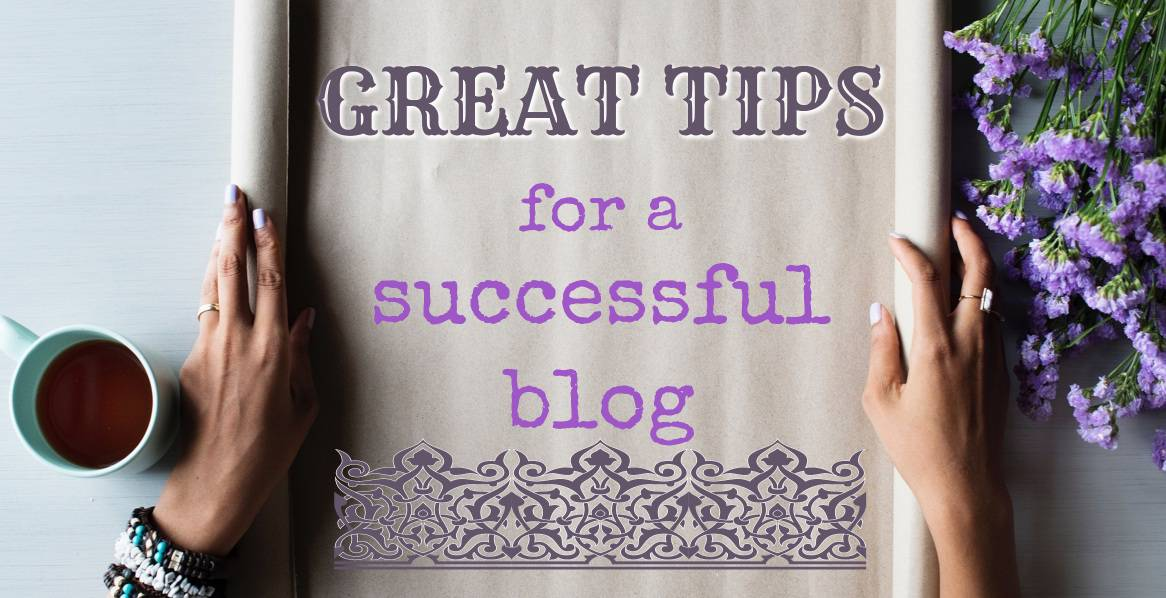 Great tips for a successful blog