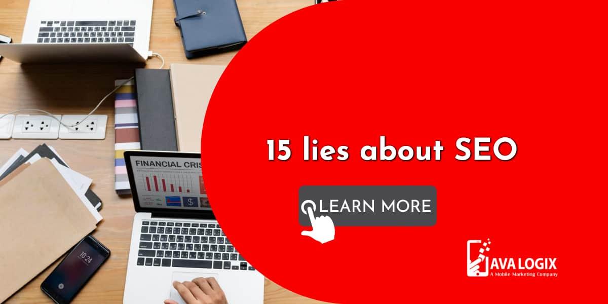1-15 lies about SEO