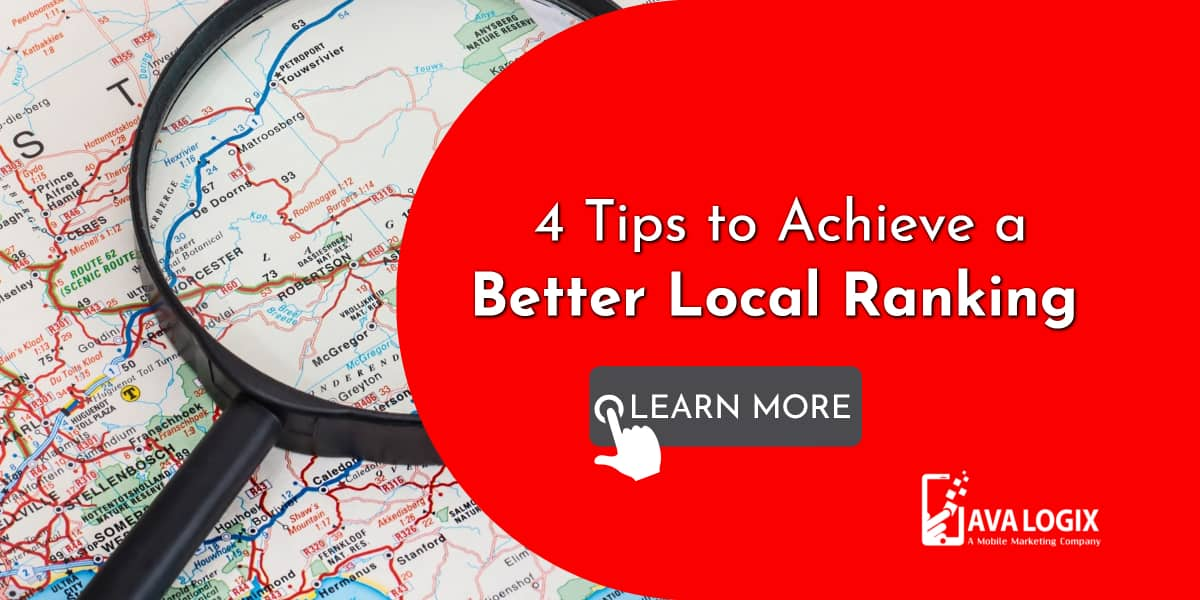 1-4 Tips to Achieve a Better Local Ranking and Generate More Leads