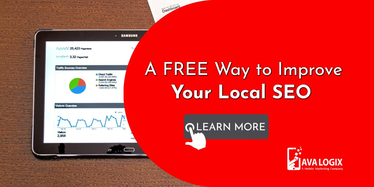 1-A FREE Way to Improve Your Local SEO