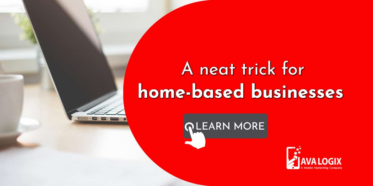 1-A neat trick for home-based businesses