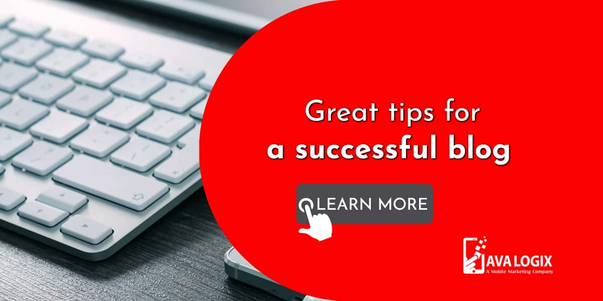 1-Great tips for a successful blog