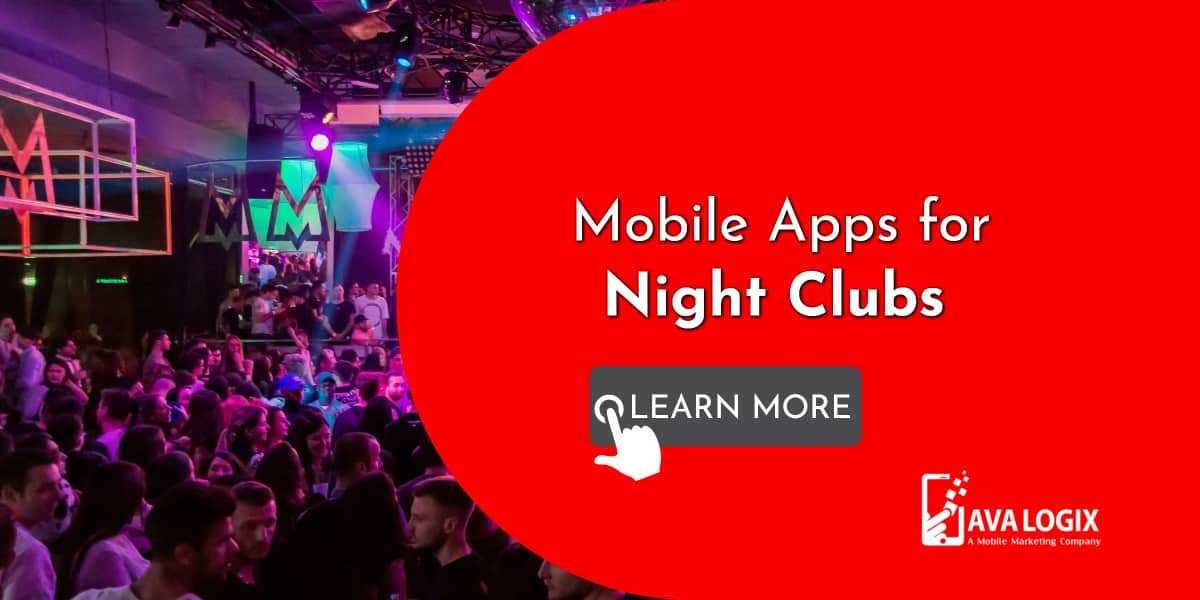 1-Mobile Apps for Night Clubs