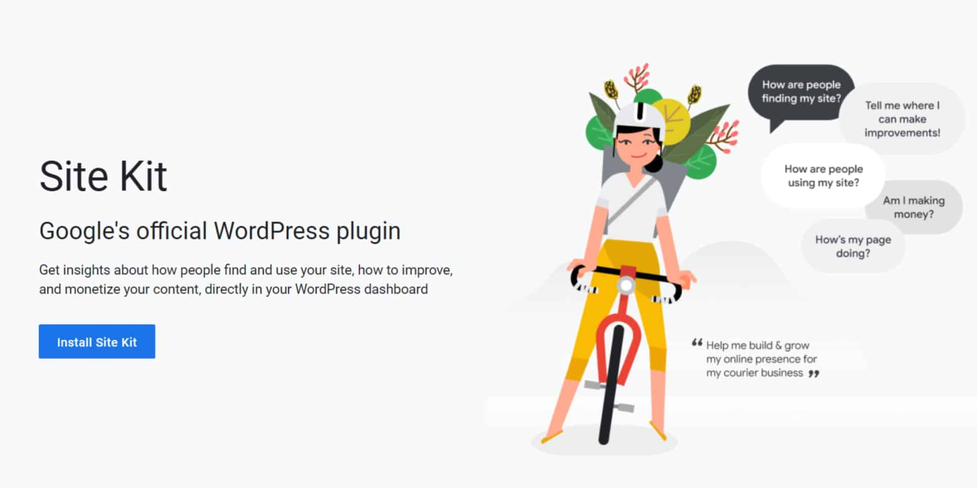 Connect Your WordPress Website to Google