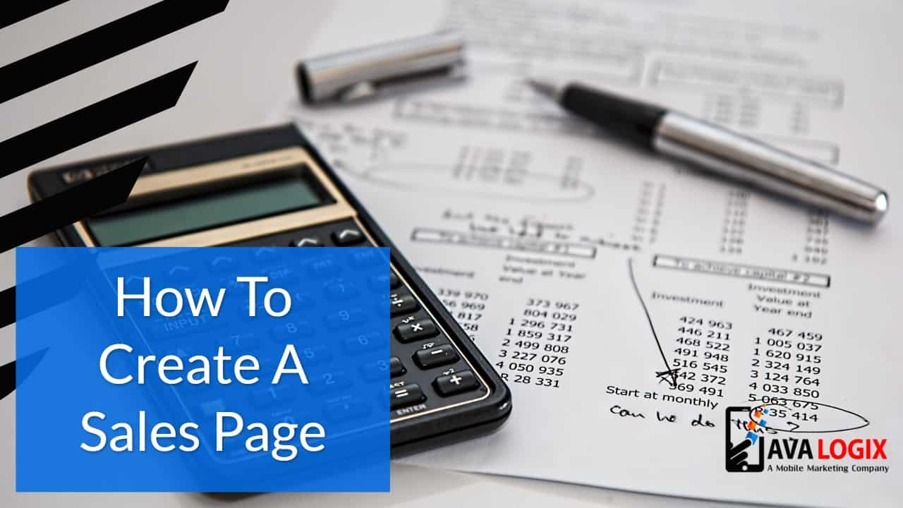 16 Actionable Steps to Create an Awesome Sales Landing Page