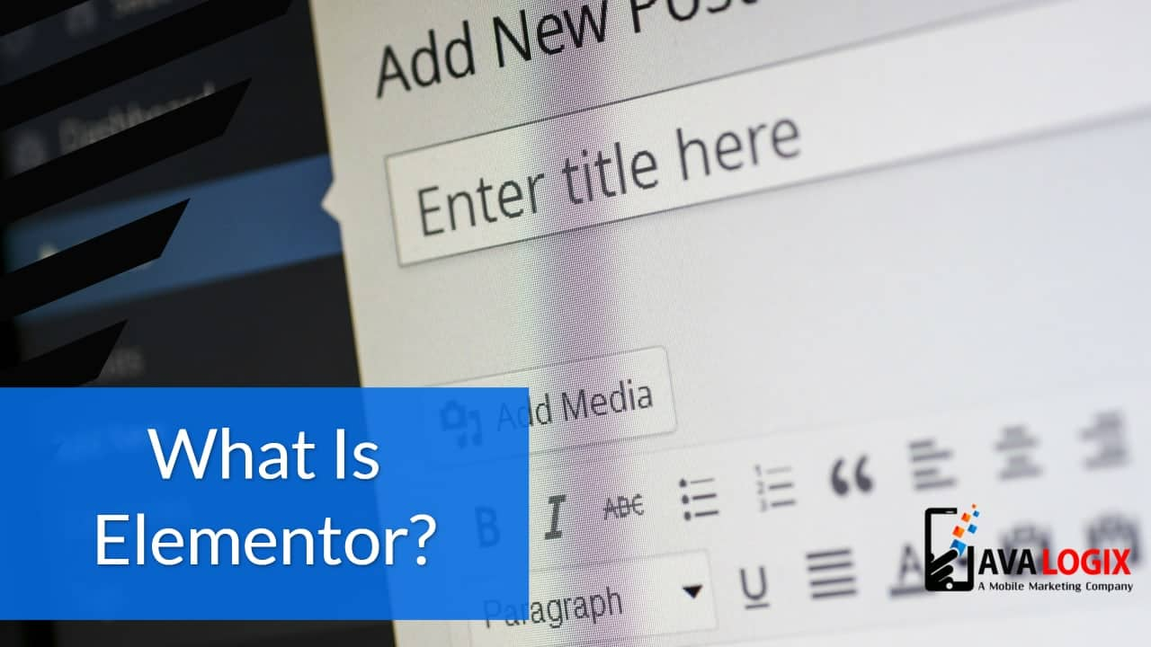 What Is Elementor?