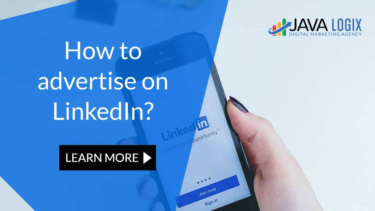 advertise on linkedin