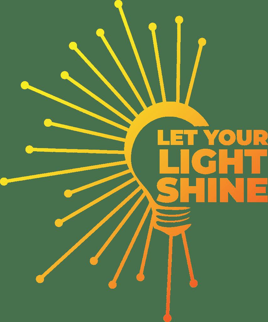 Let Your Light Shine Logo