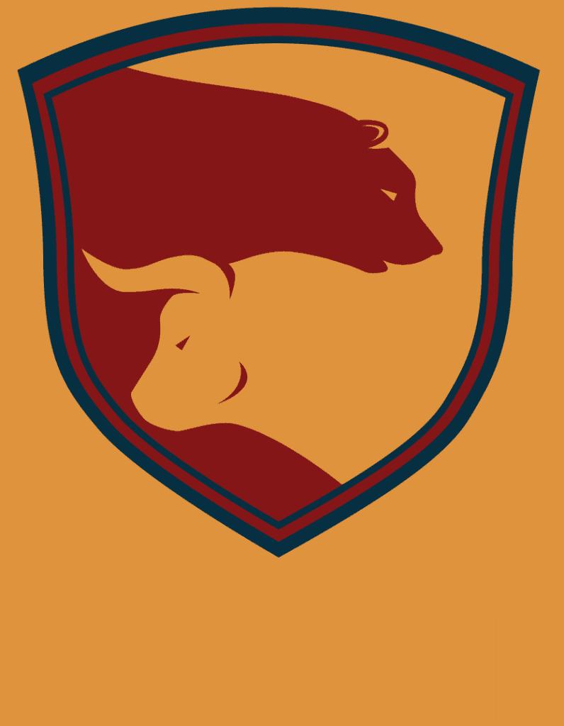 Smark logo with shield