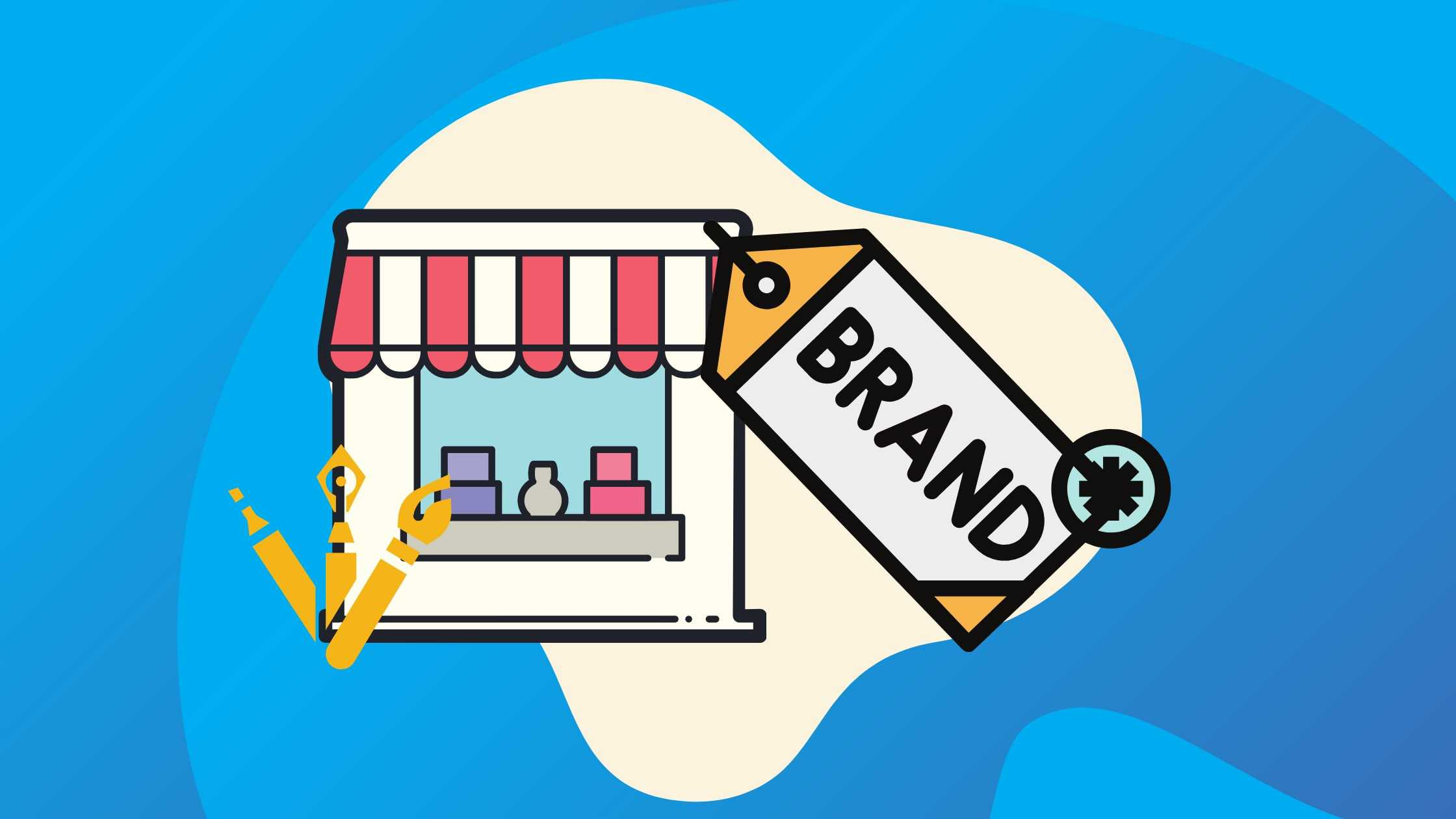 HOW TO BUILD AN IMPRESSIVE BRAND FOR YOUR SMALL BUSINESS_